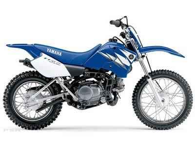 Used 2006 Yamaha TT-R50E Motorcycles For Sale in Wisconsin,WI. GIVE YOUR KID THE GIFT OF DIRT. Nobody gets more out of a day in the dirt than a kid. The all-new electric-start TT-R50E is just the thing.