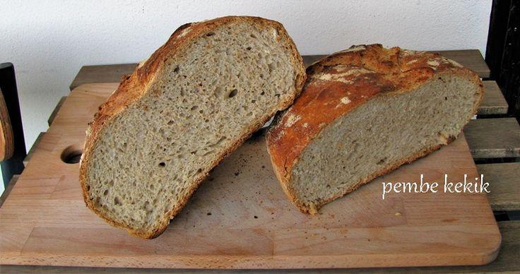 En Kolay Ev Ekmeği