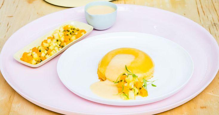 Passion-Ate about Lemon Delicious