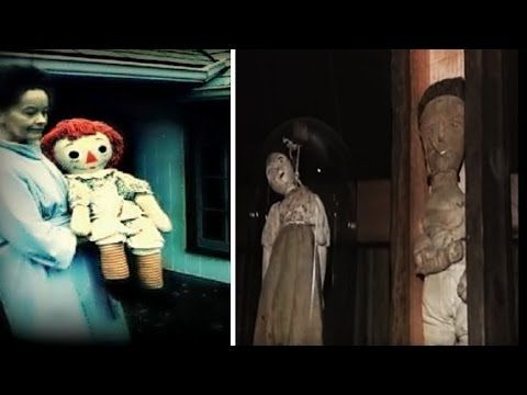 5 Horrifying Objects In Ed & Lorraine Warren's Occult Museum That Comes From Real Cases! - YouTube