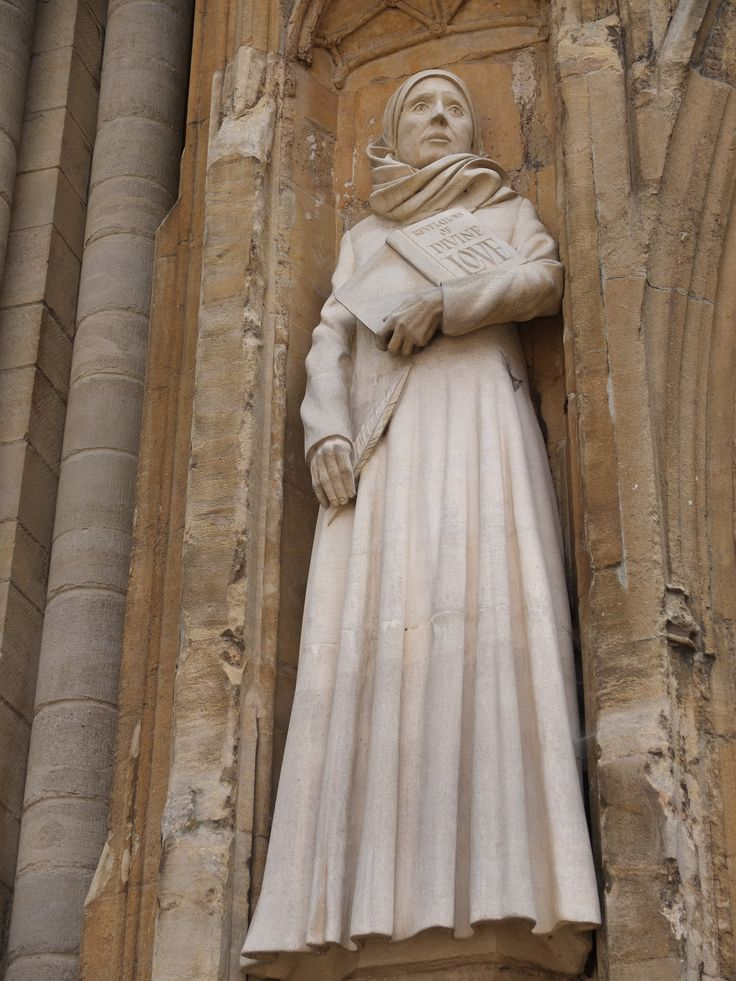 Lady Julian - Norwich Cathedral