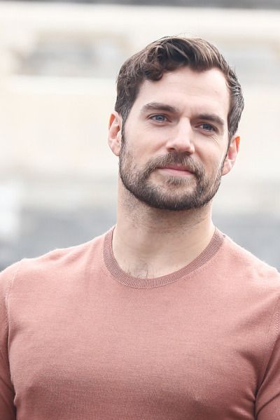 "Henry Cavill of ""Justice League"" in Beijing"