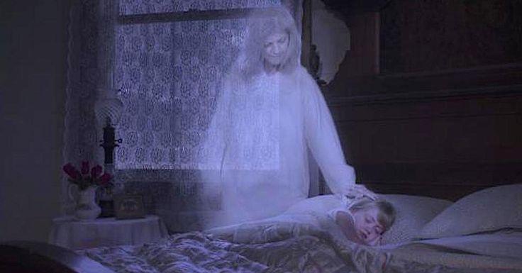 Un proche décédé vous rend visite dans vos rêves? Voici comment le savoir!