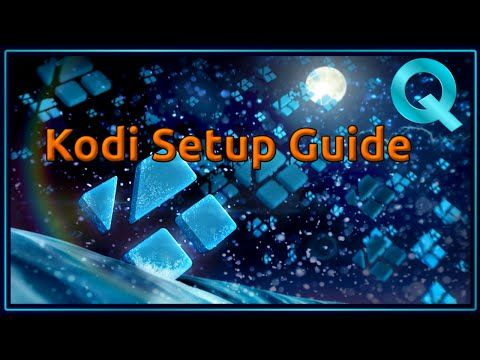 Getting Started with Kodi Entertainment Centre - YouTube