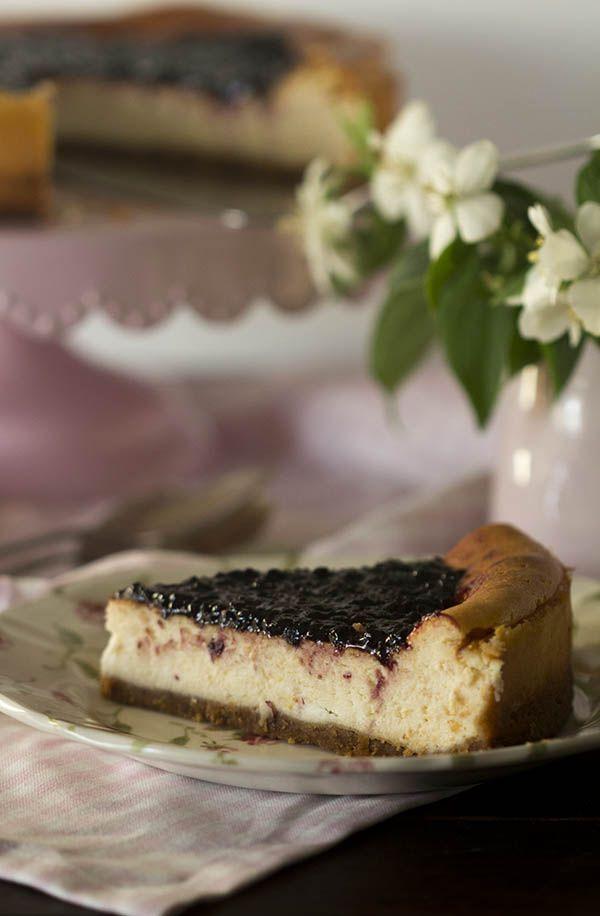La receta de la New York Cheesecake que hablábamos el otro día... para que ya no tengas excusa... @fb
