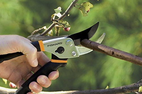 Traditional Bypass Pruning Shears Steel Blade Sharp Wood Cutting Heavy Garden * Check this awesome product by going to the link at the image.