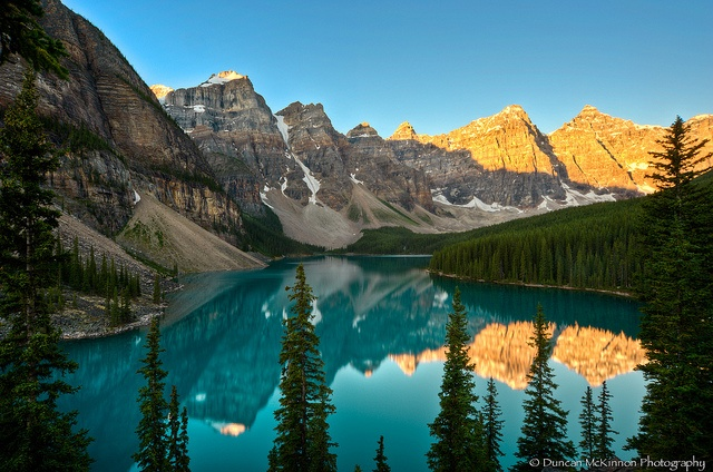 Mirror's EdgeBuckets Lists, Favorite Places, Alberta Canada, Places I D, Alberta Lakes, Nature Beautiful, Moraine Lakes, Lakes Reflections, Beautiful Nature