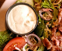 Outback Steakhouse Ranch: Fun Recipes, Steakhouse Ranch, Appetizer Recipes, Yum, Outback Steakhouse, Ranch Dressing Mix, Outback Ranch Dressing, Copycat Recipes