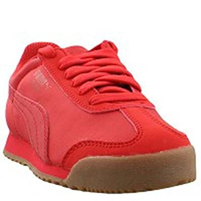 c5ee8c4ea07 PUMA Roma Basic Summer High Risk Red (Little Kid) Children s Fashion   childrensclothing  children  childrenswear  sneakers