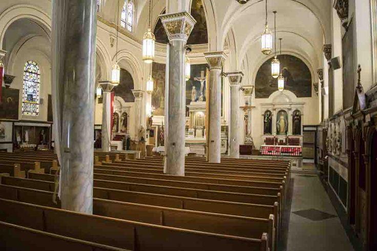 Santuario più Chiesa del Preziosissimo Sangue, Manhattan