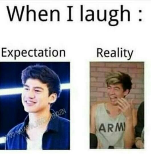 Thanks for being realistic, Calum. XD