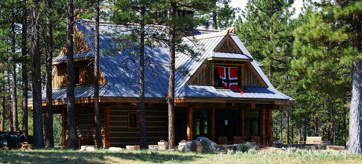 NORWEGIAN INDEPENDENCE DAY in the HIGH SIERRAS