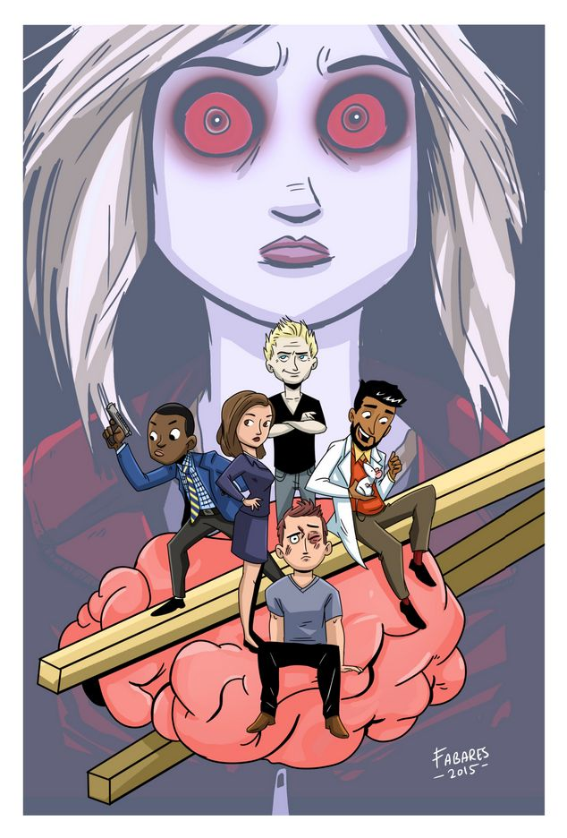 iZombie by FutureDwight on DeviantArt