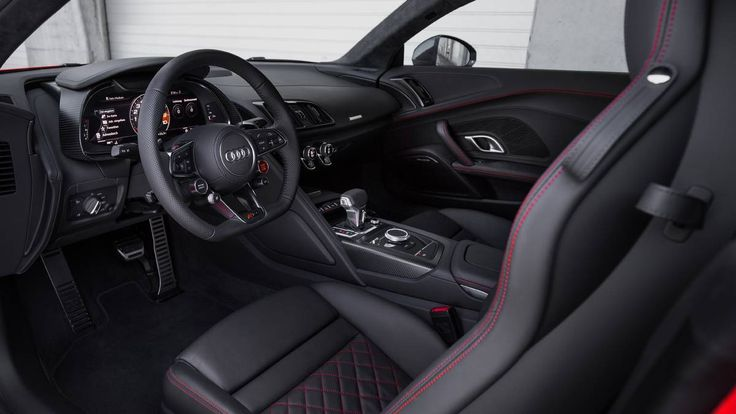 Photo: 2017 Audi R8 Plus Photo 20