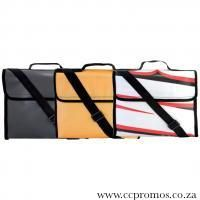 Up Cycled PVC Shoulder Bag www.ccpromos.co.za