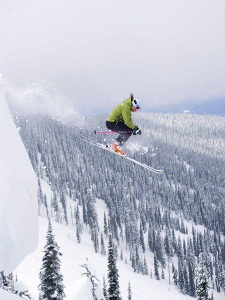 Top 10 Emerging Ski Towns by National Geographic