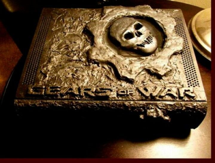 Xbox 360 Customized Gears of War