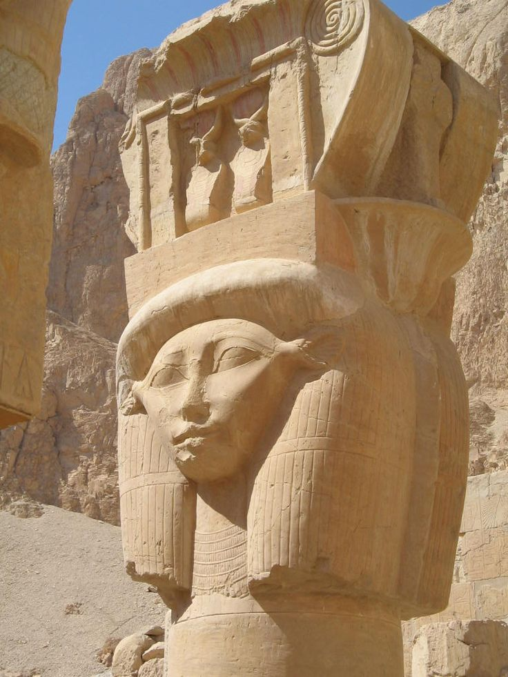 Valley of the Queens near Luxor. Photo: David Yustin