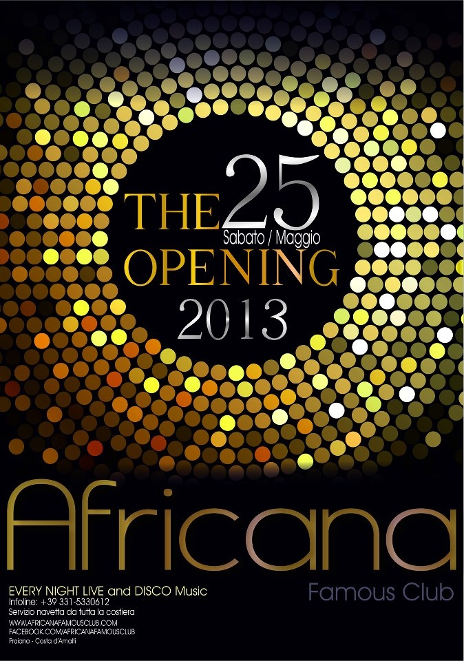 Opening Season 2013 - Saturday -25/May
