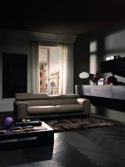 Harmony, Enveloping Design And Unparalleled Comfort Characterize All Natuzzi  Italia Sofas.