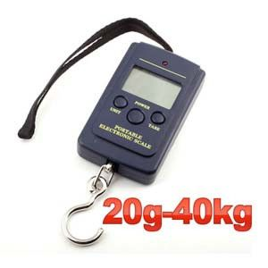 Handy Pocket Size Digital Hanging Luggage Weight Scale
