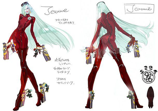 Spoilers - Bayonetta Thread | Page 2 | IGN Boards