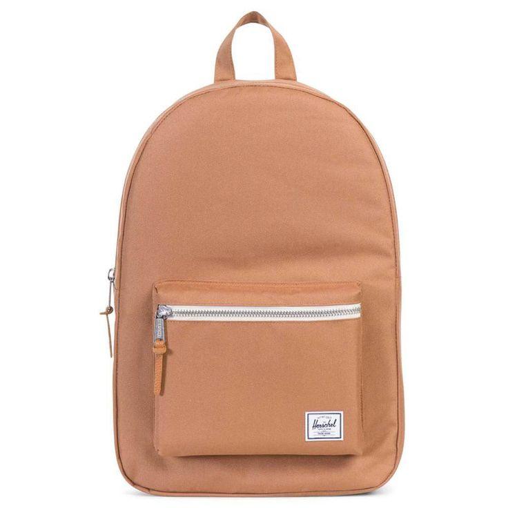 HERSCHEL SUPPLY CO. Herschel Supply Co. Settlement Backpack. #herschelsupplyco. #bags #leather #backpacks #cotton #