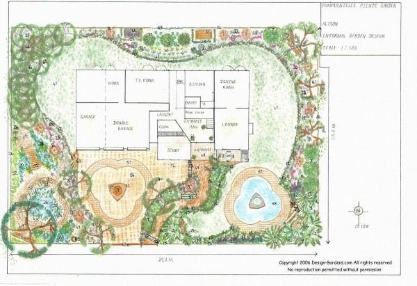 Zen Garden Design Plan Amazing Zen Garden Design Plan Home ...