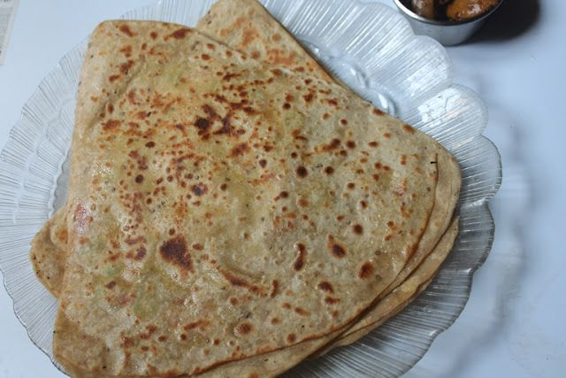 Stuffed parathas are so versatile recipe, because you can pretty much stuff anything inside a paratha. It simply taste good.. This is one paratha which i came across and loved it to the core. When i made it and tasted it, i totally loved the combination. It was simply superb. It has a egg mixture...Read More