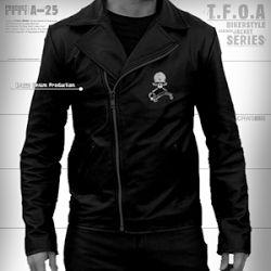 T.F.O.A Leather Jacket A25