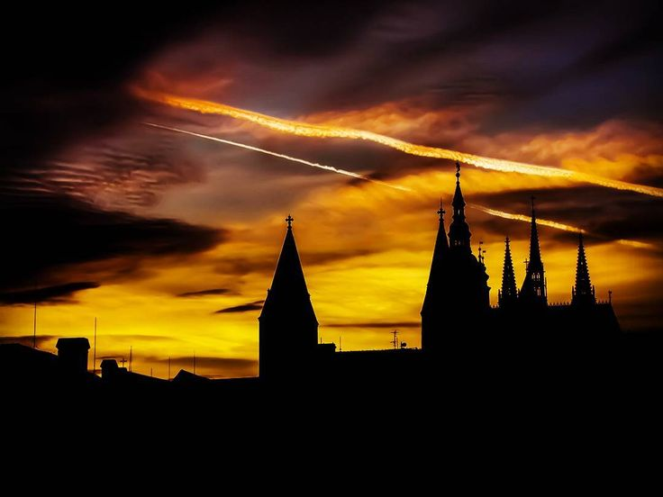 Koniec świata. #neirawypełzaznory #apocalypse #sunset