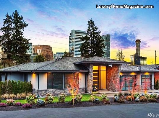 Impeccable Vuecrest Modern in Bellevue, WA