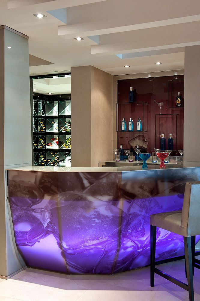 top best house interiors. Back lit colour changing bar  Hill House Interiors 57 best Details images on Pinterest house