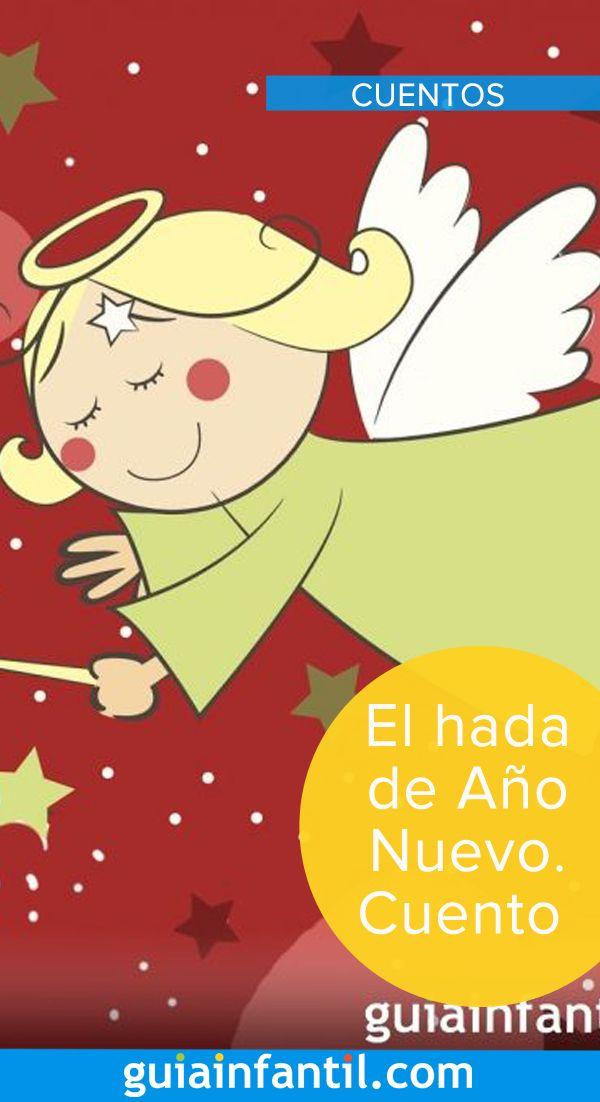 El Hada De Año Nuevo Cuento Navideño Norteamericano Literatura Para Niños Poemas Cortos Para Niños Aprendizaje Preescolar