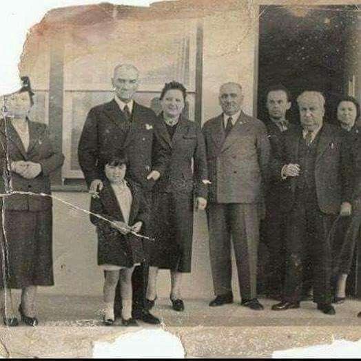 Atatürk'Numune hastahanesinde rahatsızlığının hangi safhada olduğunu öğrendikten sonra