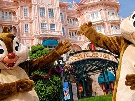Oferta Disneyland Paris Vara 2015 - 50% reducere - Hotel Disneyland 5*