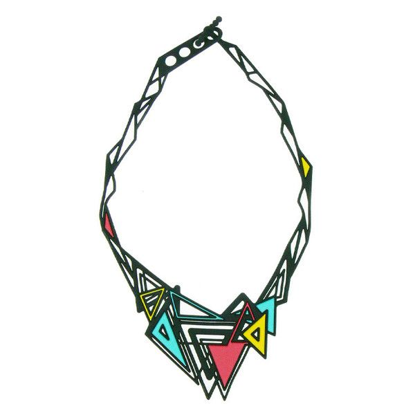 Batucada Kheops Necklace - Coral $49.95 #leethal #leethalfashion