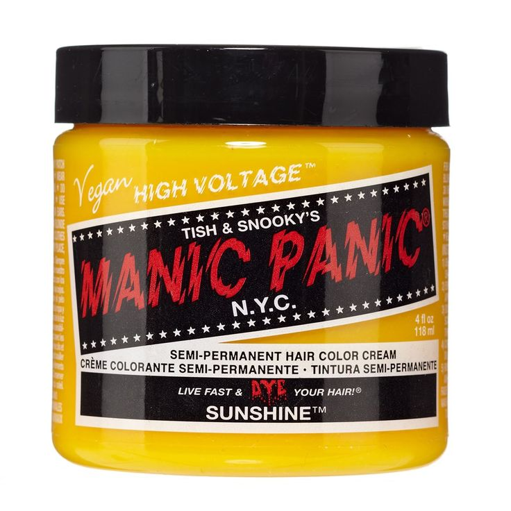 Manic Panic Classic Sunshine
