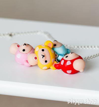 Korilakkuma necklace from Pikku Shop | www.pikku-shop.com