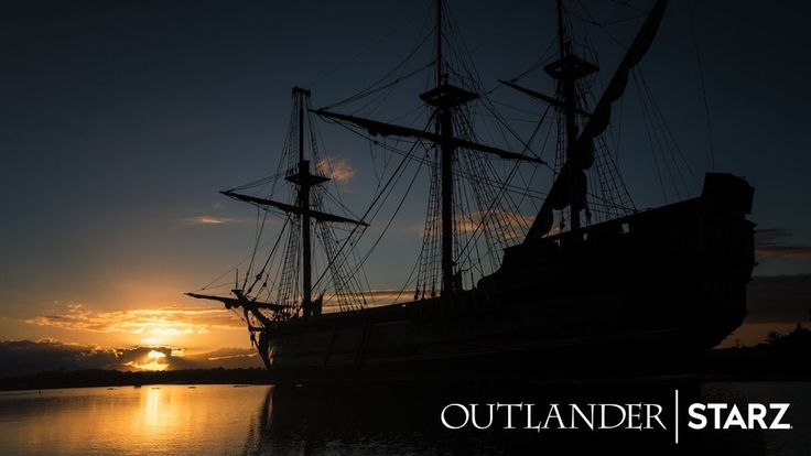 Diana Gabaldon's visit to the OUTLANDER set in South Africa