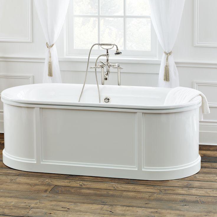 buckingham cast iron bathtub cheviot