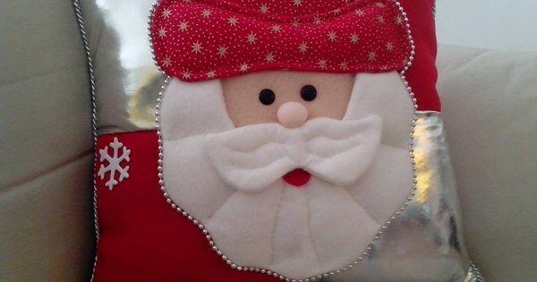 cojín navideño | navideños | Pinterest | Peso De Porta, Navidad and Cowboys