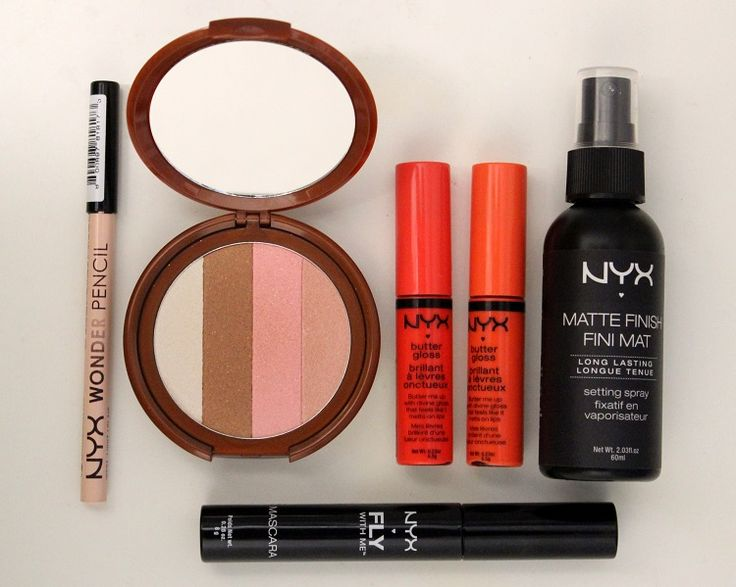 NYX Review: How NOT to use the NYX Matte Finish Fini Mat Setting Spray + More!