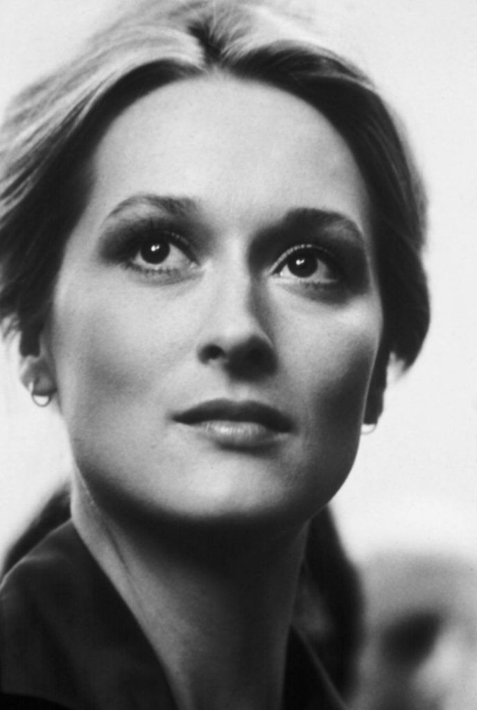 Meryl Streep Many people feel that Meryl Streep might be the best actress of her generation, which would really be saying something considering the competition out there. She first started on stage at Broadway before making her film debut in the late 70's and by 1979 she had already won an Academy Award for best supporting actress for her role Kramer vs Kramer. She has more than 19 nominations from the Academy, more than any other actor or actress in history.