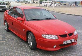 2000-2001 Chevrolet Lumina 3 and 4 gen.