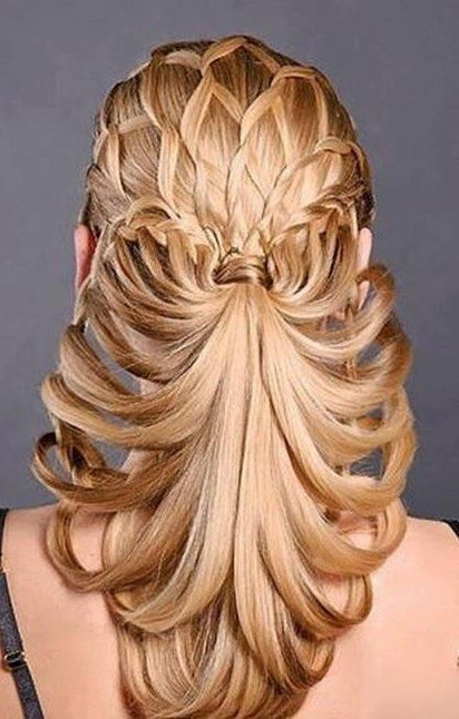 braid keep the shape of the hair