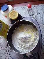 La luna di Stefylu: Tutorial su come faccio la pasta al mais... per Ale .