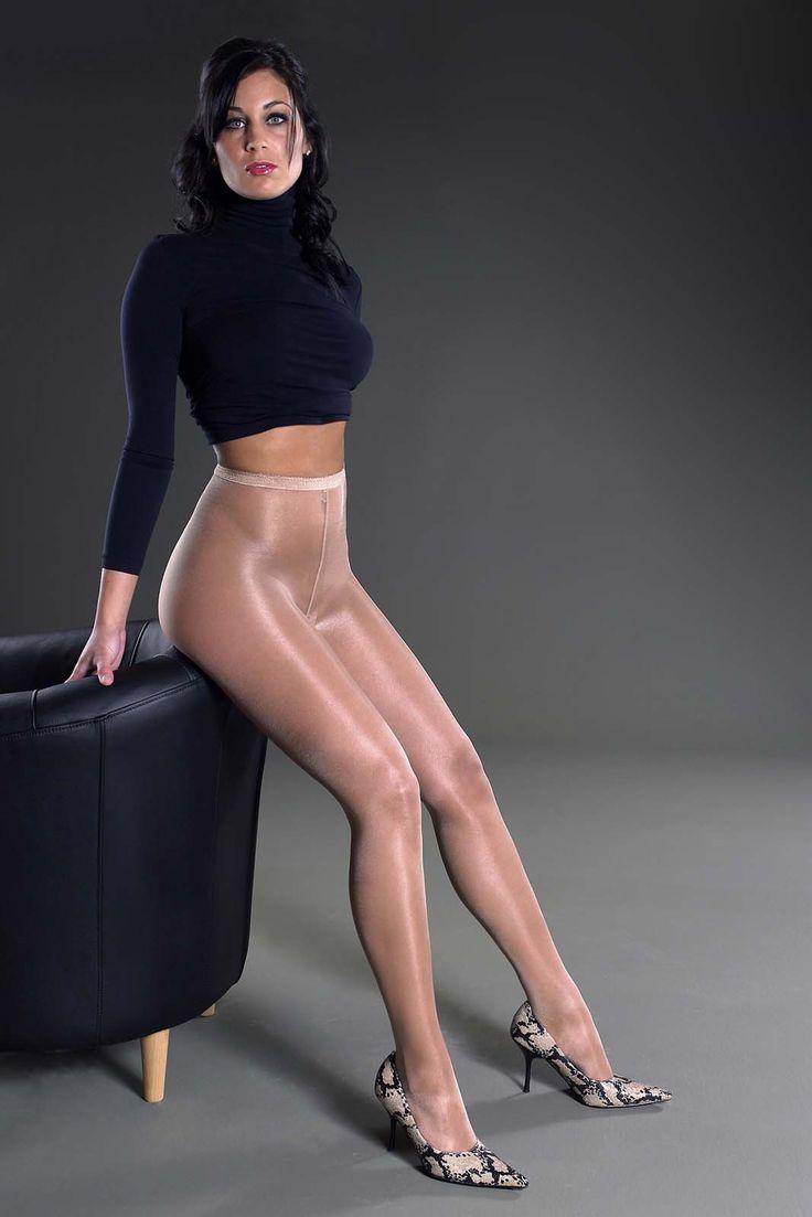 Persian women in pantyhose — img 11