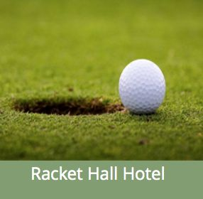 Racket Hall Hotel -40 luxurious guest rooms with every personal touch you would expect from one of the leading hotels in Tipperary.