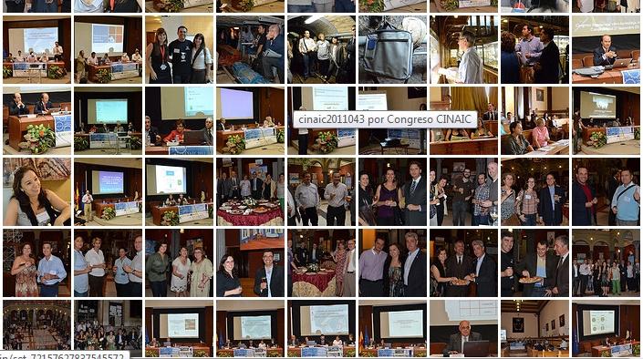 Congreso Internacional sobre aprendizaje, innovación y competitividad. 6-8 noviembre. Madrid.